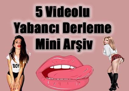 5 Video İçeren Tadımlık Mini Arşiv
