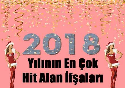 2018 Yılının En Bomba İfşaları!