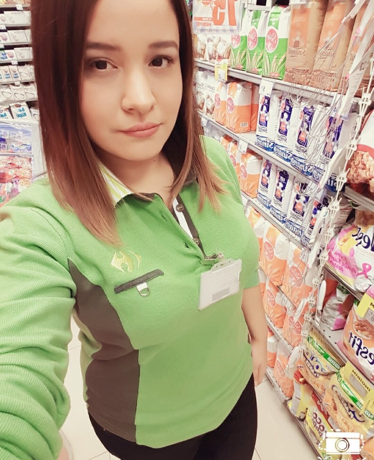 Carrefour Çalışanı