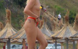 Alexandra Stan Çıplak Fotoğrafları ve Videosu!