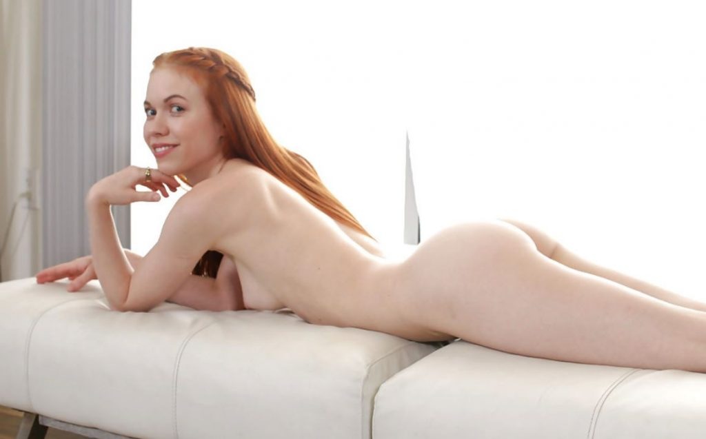 Dolly Little naked